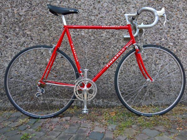 Pinarello Stahlrennrad by Schaltwerk Köln